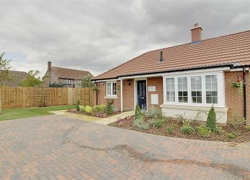 Thumbnail 2 bed bungalow for sale in The Croft, Baston, 'the Hereward'