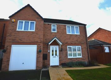 Thumbnail 5 bed detached house for sale in Jubilee Pastures, Middlewich