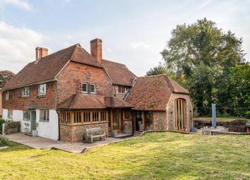 Thumbnail 4 bed cottage for sale in Tilford Road, Tilford, Farnham, Surrey