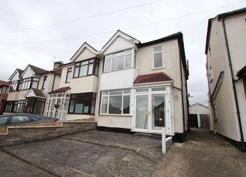 Thumbnail 4 bed property to rent in Vicarage Road, Hornchurch