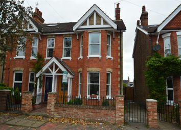 Thumbnail 4 bed semi-detached house for sale in Manor Road, Rusthall, Tunbridge Wells
