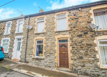Thumbnail 3 bed terraced house for sale in Lewis Street, Blackwood