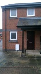 Thumbnail 1 bed flat to rent in Preece Court, Peel Square, Crewe