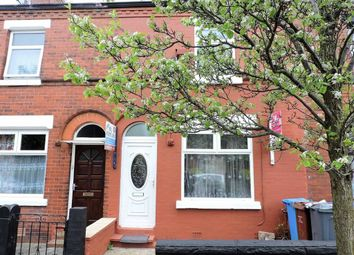 Thumbnail 2 bed terraced house for sale in Stanbrook Street, Levenshulme, Manchester