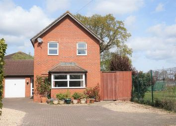 Thumbnail 3 bed detached house for sale in Greenway Road, Taunton