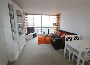 Thumbnail 1 bed flat for sale in Quadrangle Tower, Cambridge Square, London