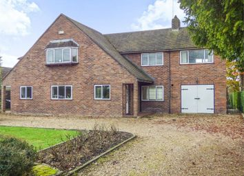 Thumbnail 5 bed detached house for sale in Townfield Lane, Mollington, Chester, Cheshire