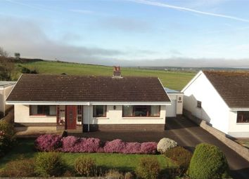 Thumbnail 3 bed detached bungalow for sale in Brynawel, Tanygroes, Cardigan, Ceredigion