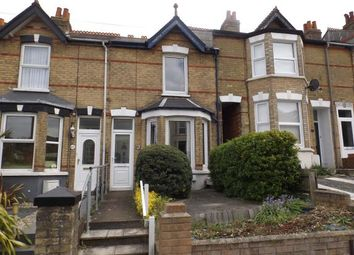 Thumbnail 3 bed terraced house for sale in Victoria Road, Cowes