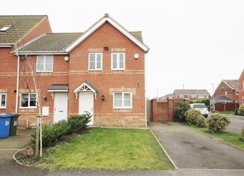 Thumbnail 3 bed semi-detached house to rent in Hazel Grove, Goole