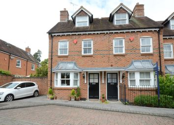 Thumbnail 3 bed semi-detached house to rent in High Street, Hartley Wintney, Hook