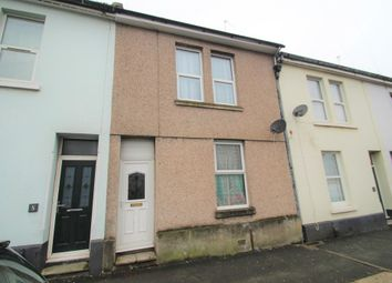Thumbnail 2 bedroom terraced house for sale in Commercial Road, Plymouth