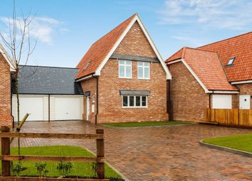 Thumbnail 3 bed detached house for sale in Tollesbury Road, Tolleshunt D'arcy, Maldon