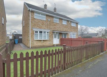Thumbnail 3 bedroom semi-detached house for sale in Grizedale, Sutton-On-Hull, Hull