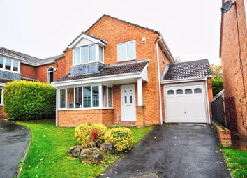 Thumbnail 3 bed detached house for sale in Silvermere Drive, Ryton