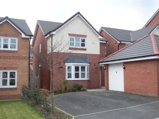 Thumbnail 3 bed detached house to rent in Redwing Close, Heysham, Morecambe