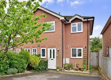 Thumbnail 3 bedroom semi-detached house for sale in Victoria Road, Crowborough, East Sussex