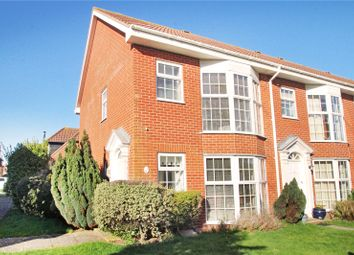 Cowdray Drive, Rustington, Littlehampton BN16. 3 bed end terrace house for sale