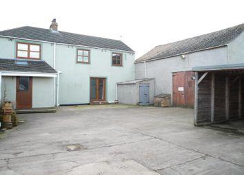 Thumbnail 4 bed farmhouse for sale in Lowca Lane, Seaton, Workington
