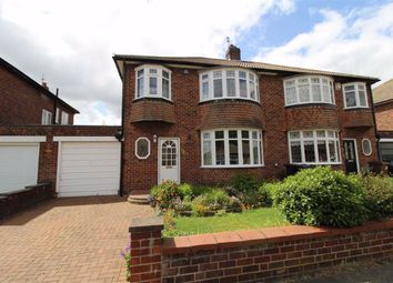 Thumbnail 3 bedroom semi-detached house for sale in Ingleside Road, North Shields
