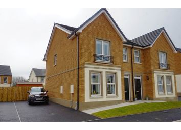 Thumbnail 3 bed semi-detached house for sale in Rocklyn Place, Donaghadee