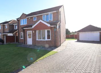 Thumbnail 4 bed detached house for sale in St. Martins Park, Owston Ferry, Doncaster