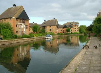 Thumbnail 1 bed flat to rent in Wickhams Wharf, Ware