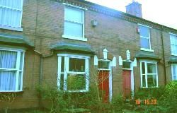 Thumbnail 2 bed terraced house to rent in Portland Terrace, Birmingham
