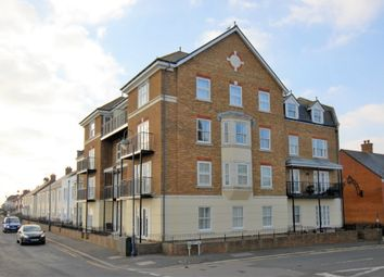 Thumbnail 2 bed flat for sale in West Parade, Hythe