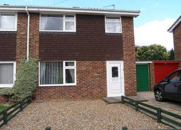 Thumbnail 3 bed property to rent in Broadmeadow, Sawston, Cambridge