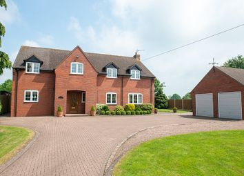 Thumbnail 5 bed detached house for sale in The Village, Clifton-Upon-Teme, Worcester
