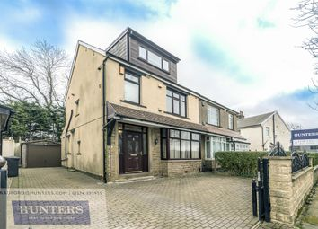 Thumbnail 5 bed semi-detached house for sale in Bude Road, Bradford