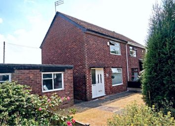 Thumbnail 2 bed semi-detached house for sale in Audenshaw Road, Manchester