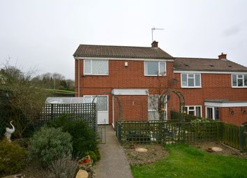 Thumbnail 3 bed end terrace house for sale in Mountcastle Walk, Chesterfield