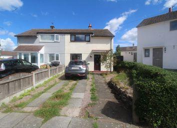 Thumbnail 2 bed semi-detached house for sale in Eldon Drive, Carlisle
