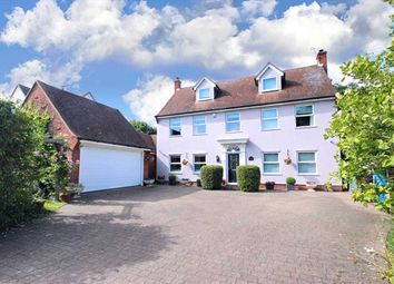 Thumbnail 5 bed detached house for sale in Hill Cottages, Flag Hill, Great Bentley, Colchester
