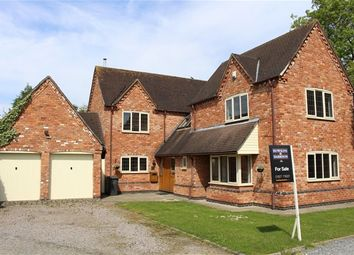 Thumbnail 5 bed detached house for sale in Main Street, Congerstone, Nuneaton