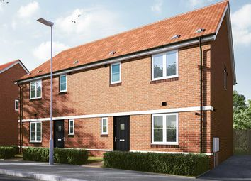 """Thumbnail 3 bed semi-detached house for sale in """"The Elliot"""" at Halstead Road, Kirby Cross, Frinton-On-Sea"""