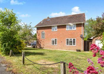 Thumbnail 5 bed detached house for sale in Saxonhurst, Salisbury