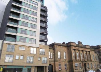 Thumbnail 1 bed flat for sale in Clyde Street, City Centre, Glasgow