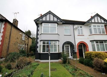 Thumbnail 2 bedroom flat to rent in Lodge Avenue, Romford