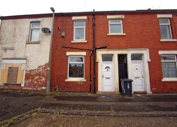 Thumbnail 2 bed terraced house to rent in Tennyson Road, Preston