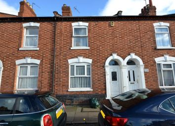 Thumbnail 3 bedroom terraced house for sale in Shakespeare Road, The Mounts, Northampton