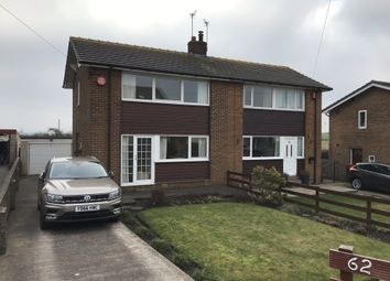 Thumbnail 2 bed semi-detached house for sale in High Lane, Huddersfield