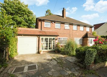 3 bed semi-detached house for sale in Windsor Avenue, Hillingdon, Uxbridge UB10