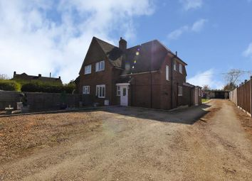 Thumbnail 3 bed semi-detached house for sale in Saxons Heath, Long Wittenham, Abingdon