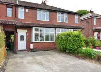 Thumbnail 2 bed terraced house for sale in Grendale Avenue, Offerton, Stockport