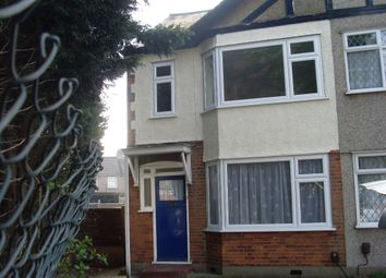 Thumbnail Semi-detached house to rent in Wentworth Way, Rainham