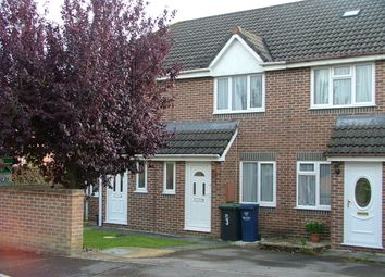Thumbnail 2 bed terraced house to rent in Woodsage Drive, Gillingham