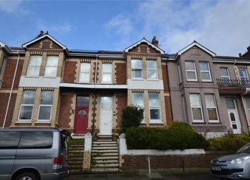Thumbnail 4 bedroom terraced house for sale in Salisbury Road, Plymouth, Devon